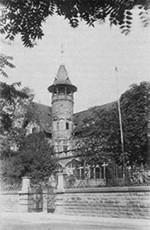 Die erste Waldorfschule 1919 in Stuttgart