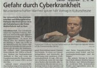 Haller Tagblatt vom 2. April 2016