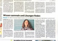 Haller Tagblatt vom 25. April 2019